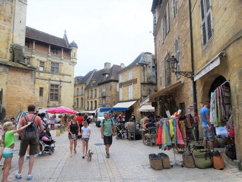 SSarlat-la-Canéda, Dordogne