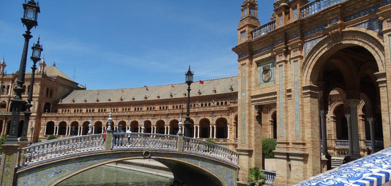 Spanje-Sevilla