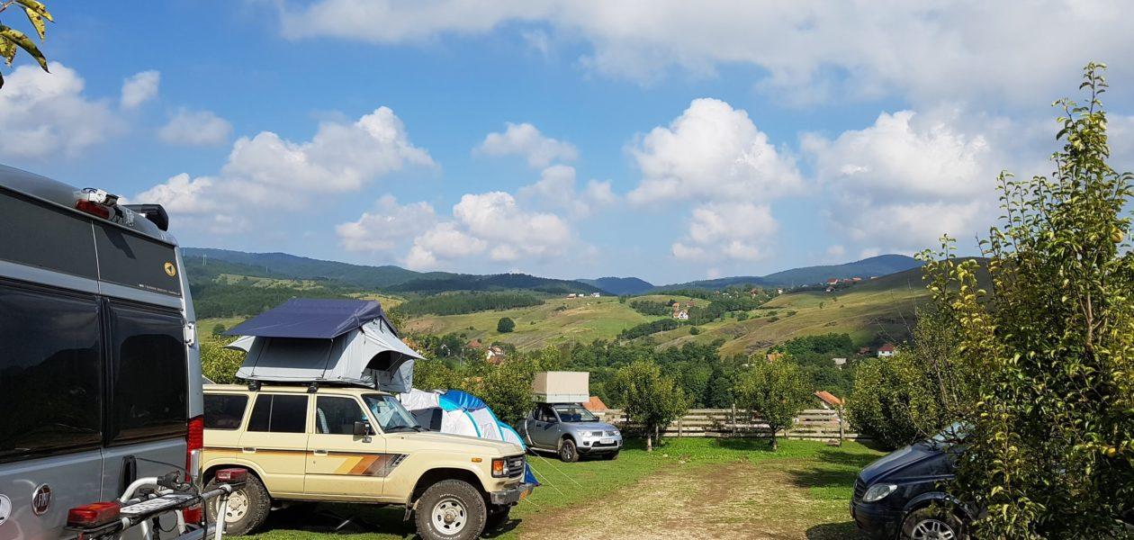 Camping Viljamovka in Servië