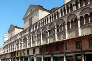 Ferrara Noord-Italië