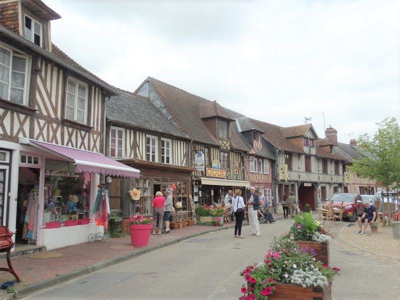 Beuvron-en-Auge, Normandië