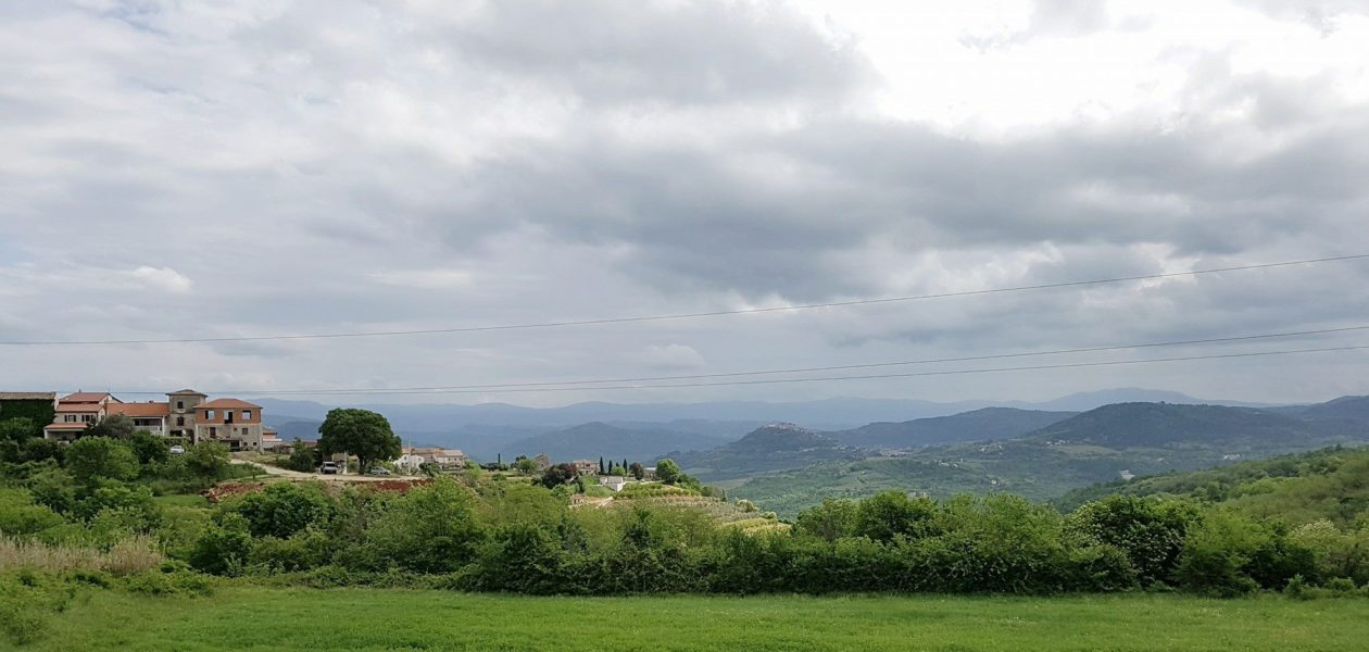 landschap-istrie