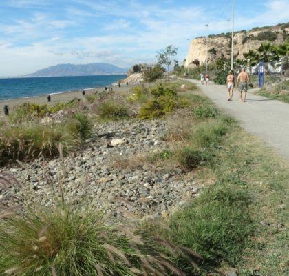 Area Malaga Beach