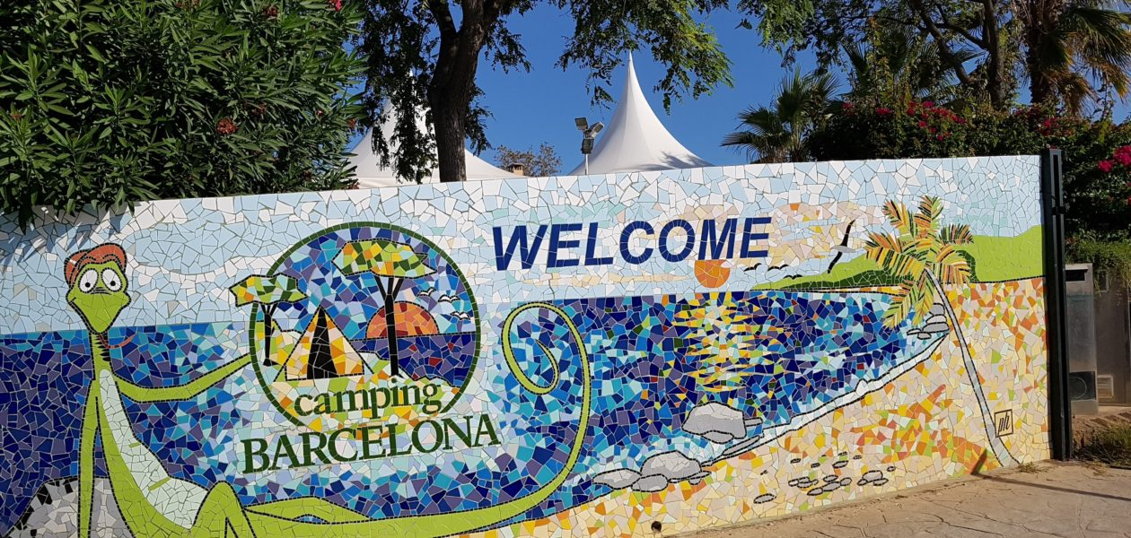 Camping Barcelona