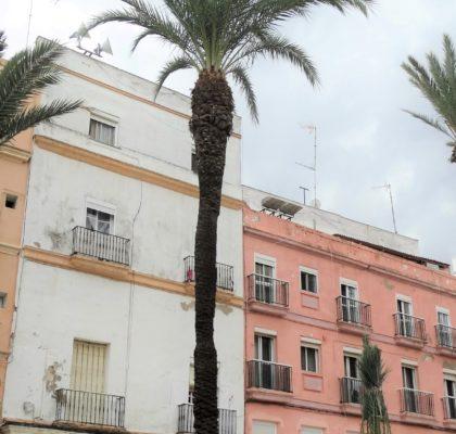 historisch centrum Cádiz