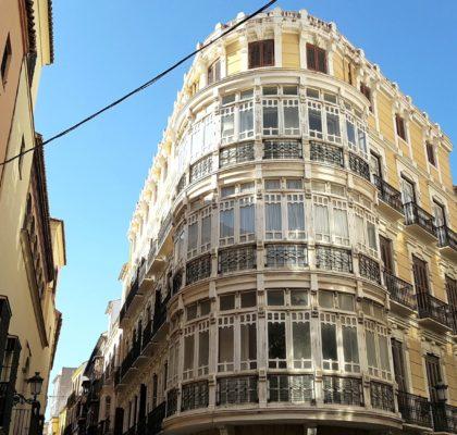 Historisch centrum Malaga