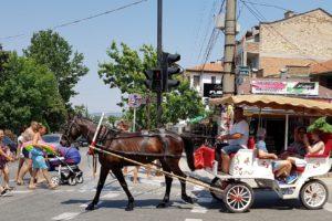 Toerisme in Ozbor aan de Zwarte Zee