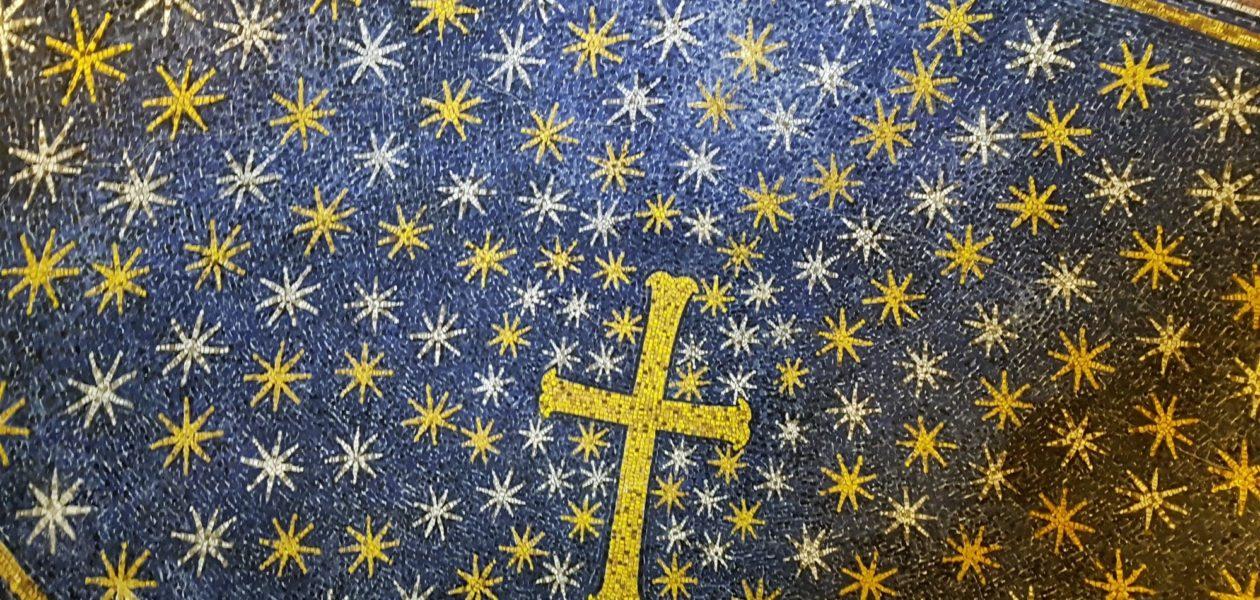 Mozaiek Capella San Andrea Ravenna
