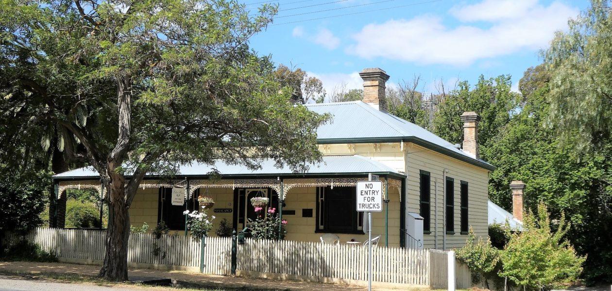 Australië Maldon Palm House