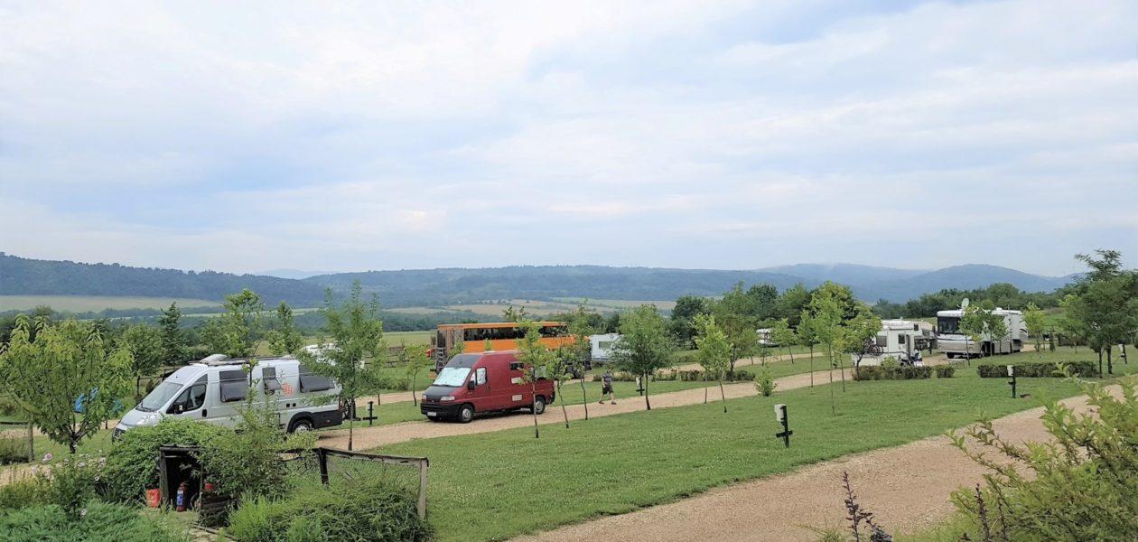Bulgarije camping Veliko Tarnovo