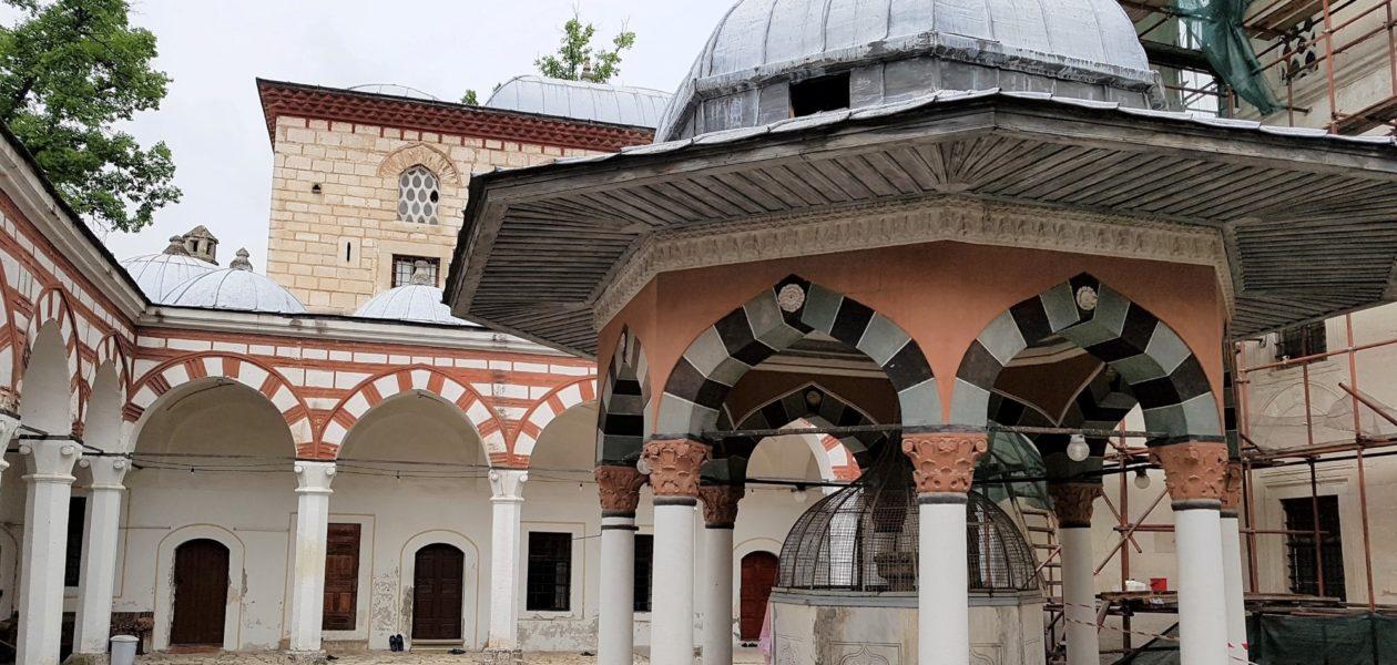 Tombul moskee in Shumen Bulgarije