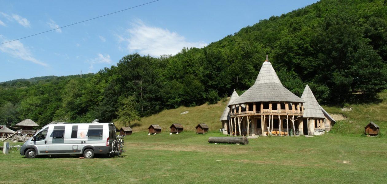 Montenegro camping Vukovic