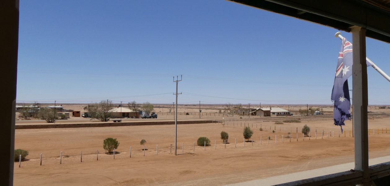 Marree in de Australische Outback