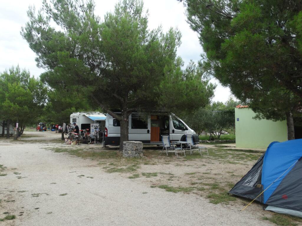 9 fijne kleine campings in het binnenland van Kroatië | Reis