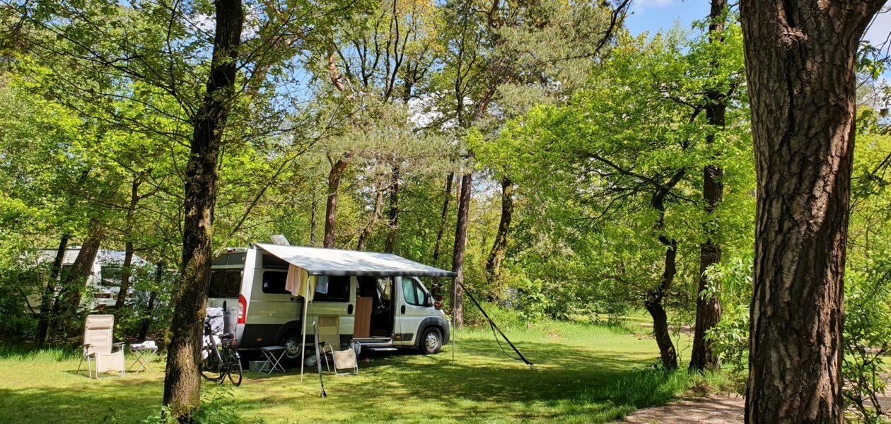 Echt kamperen op camping Harskamperdennen