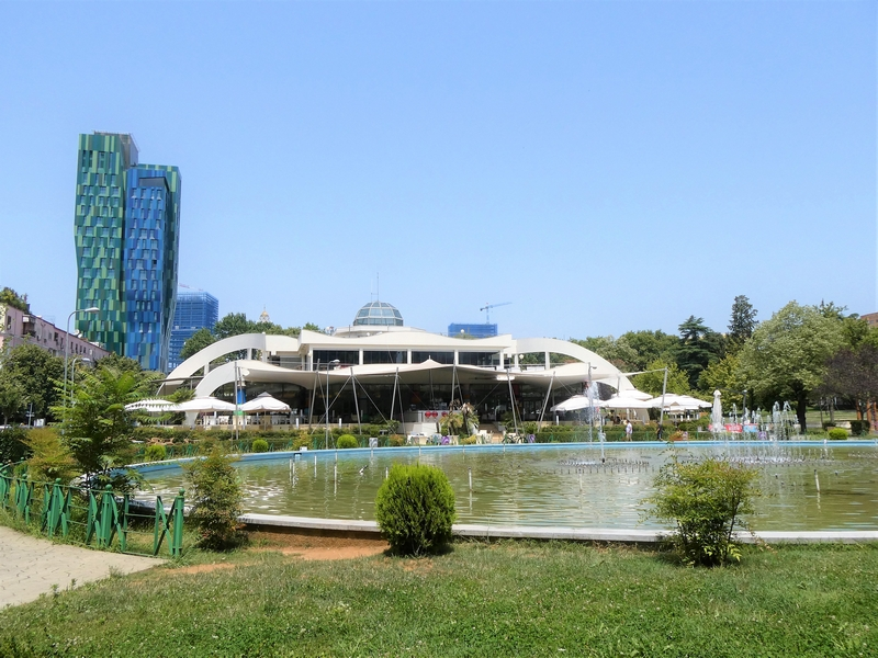 Taiwancomplex in het Rinia-park