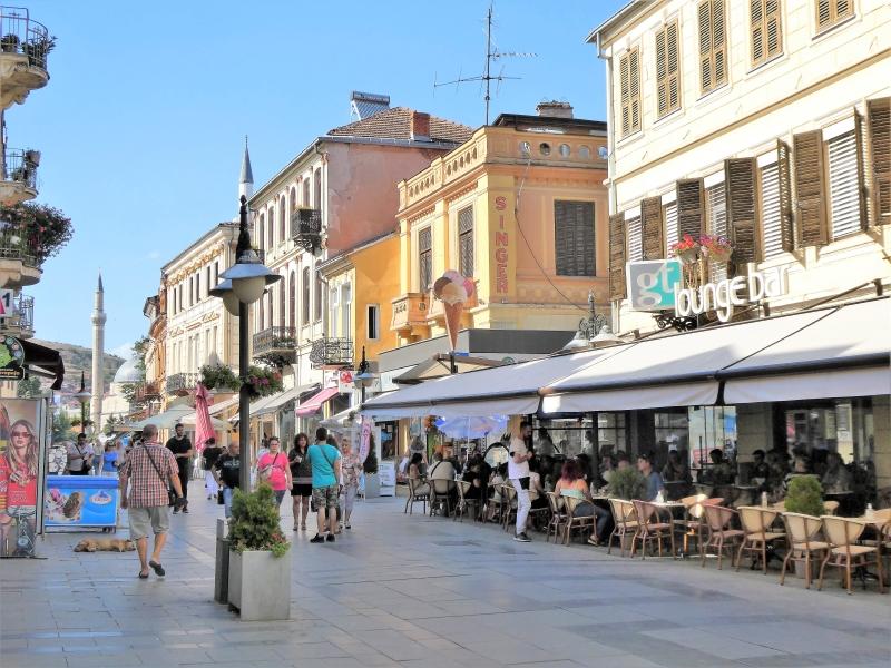 Voetgangersgebied van Bitola