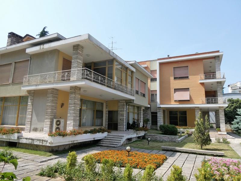 Villa van dictator Hoxha